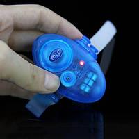 Электронный сигнализатор поклевки свето-звуковой YOLO
