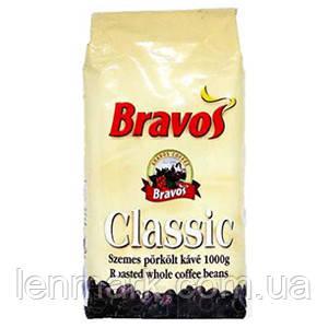 Кофе в зернах Bravos Classic 100% робуста, 1 кг