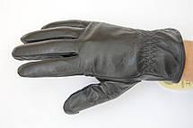 Перчатки мужские кожаные Shust Gloves Маленькие, фото 3