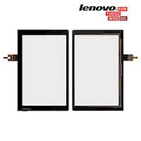 """Сенсорный экран (touchscreen) для Lenovo Yoga Tablet 3-X50 10"""" LTE, черный, оригинал"""