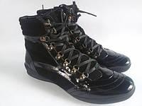 Мужские зимние кросовки(black), фото 1
