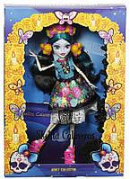Кукла Скелита Калаверас коллекционная Monster High Skelita Calaveras Collector