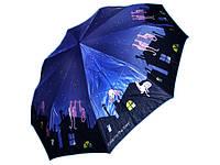 Зонт Zest 23944-278, полный автомат, сатин