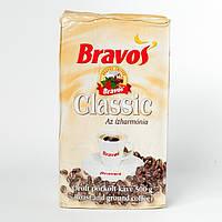 Кофе молотый Bravos Classic 100% робуста, 500 г