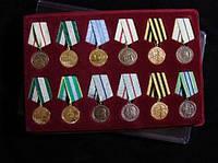 Планшетка для медалей СССР, фото 1