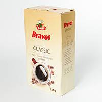 Кофе молотый Bravos Classic 100% робуста, 250 г