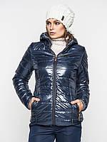 Женская демисезонная водонепроницаемая куртка с капюшоном 9098, фото 1
