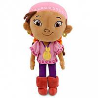 Плюшевая кукла Иззи - Джейк и пираты Нетландии Оригинал DisneyStore