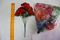 Искусственные цветы  Пион ежик