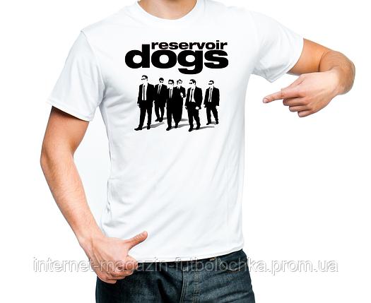 """Футболка """"Reservoir Dogs"""", фото 2"""