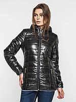 Женская демисезонная куртка с капюшоном 8098