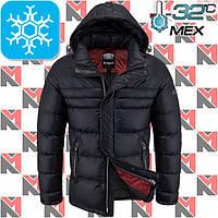 Зимние куртки на меху - 2-2502 черный