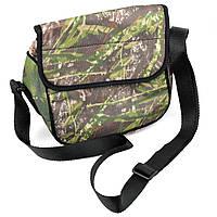 Ягдташ (сумка охотника-рыбака), камуфлированный, арт. 8005