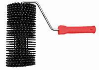 Инструмент для малярных работ Валик игольчатый для наливных полов, 25 см, высота иголок 14 мм (20B801)
