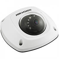 IP камера Hikvision DS-2CD2512F-IS 1.3Мп f=6мм ИК=10м MicroSD-64Гб аудио