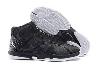 Кроссовки мужские Nike Air Jordan Super Fly 4 / AJM-645 (Реплика)