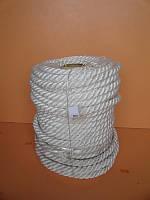 Канат полипропиленовый диаметр 12 мм (50 м)