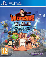 Worms WMD All Stars ps4