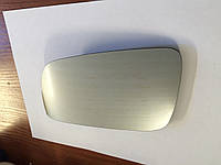 Вкладыш зеркала левого с подогревом и несущей пластиной VW Golf 1J1857521C, фото 1
