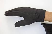 Мужские зимние перчатки + кролик Маленькие, фото 3