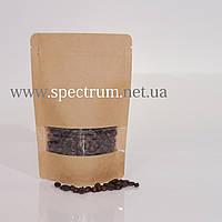 Пакет дой-пак кофе (в зернах и молотый) 1000 г.