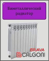 Биметаллический радиатор Calgoni Brava Pro 500/96 Италия