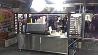 Тележка для кофе уличная