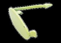 Заглушка буксировочного крюка переднего бампера (S11) Chery QQ / Чери Кью-Кью S11 S11-2803535-DQ