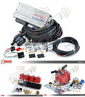 Комплект ГБО AC STAG 300 8 ISA2 AC R01 250 Valtek 250 л.с