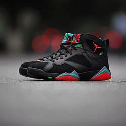 """Кроссовки женские Nike Air Jordan 7 """"Marvin the Martian"""" / AJW-315 (Реплика)"""