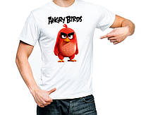 "Футболка ""Angry Birds (Red)"""