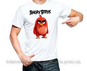 "Футболка ""Angry Birds (Red)"""