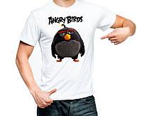 """Футболка """"Angry Birds (Bomb)"""""""