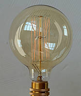 LED лампа Эдисона G125 4W