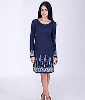 9450622bc55 Платье женское жаккардовое оптом в Украине. Сравнить цены