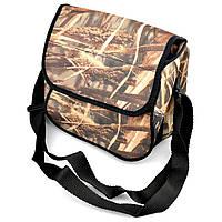 Ягдташ (сумка охотника-рыбака), камуфлированный, арт. 8006