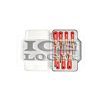 Набор отверток Pro'sKit SD-8011 для высоковольтных работ