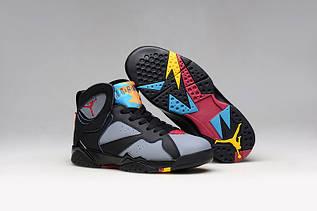 Кросівки жіночі Nike Air Jordan 7 Retro / AJW-324 (Репліка)