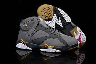Кросівки жіночі Nike Air Jordan 7 Retro / AJW-326 (Репліка)