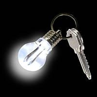 Брелок лампочка 1002W (только упаковкой 48 штук), брелок для ключей, оригинальный брелок фонарик