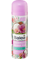 Гель для бритья для женщин Balea Rasiergel Coconut Kiss- Кокос и Гибискус