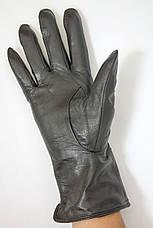 Женские перчатки из натуральной кожи - Средние, фото 2