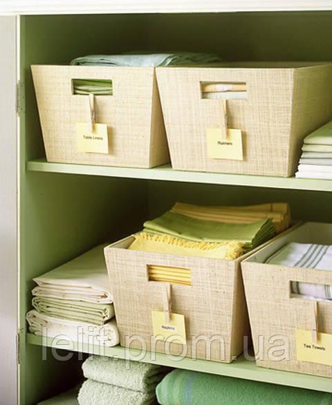 хранение белья в ящиках
