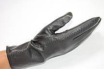 Женские перчатки из натуральной кожи - Средние, фото 3