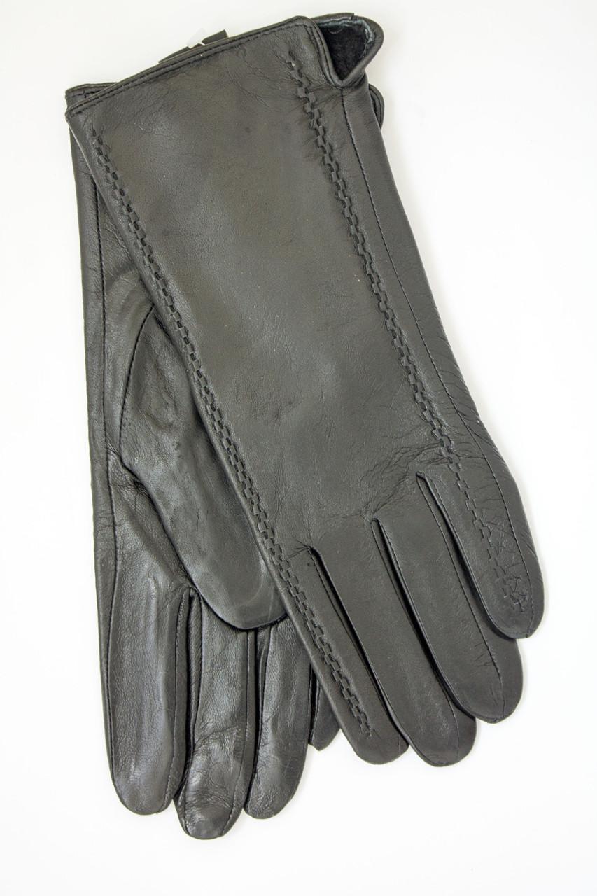 Женские перчатки из натуральной кожи - Средние