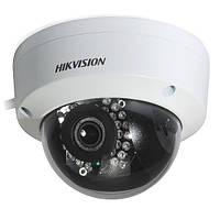 IP камера Hikvision DS-2CD2110F-IS 1.3Мп f=2.8мм ИК=30м MicroSD-64Гб аудио