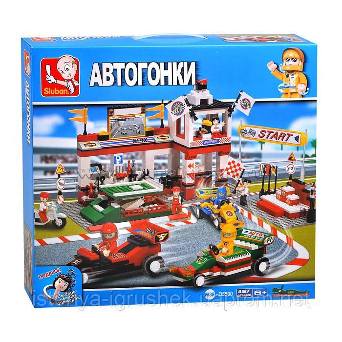 Детский конструктор Мир автоспорта Гран-при Sluban M38-B5500 - Максимка в Харькове