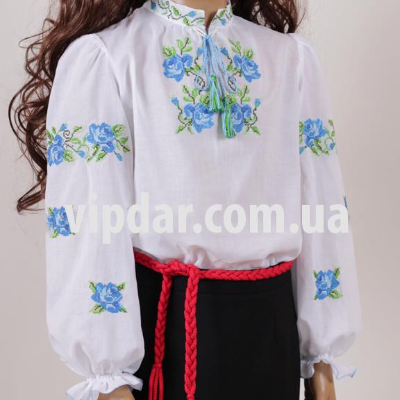 Вышиванка для девочки Кияночка - vipdar.com.ua в Киеве 6acfd962a27ff