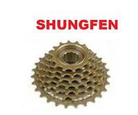 Трещотка 7 звезд SHUNGFEN