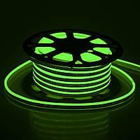 NEON FLEX 3014 (гибкий неон) зеленый